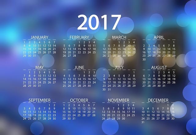 Kalendarze trójdzielne dla firm